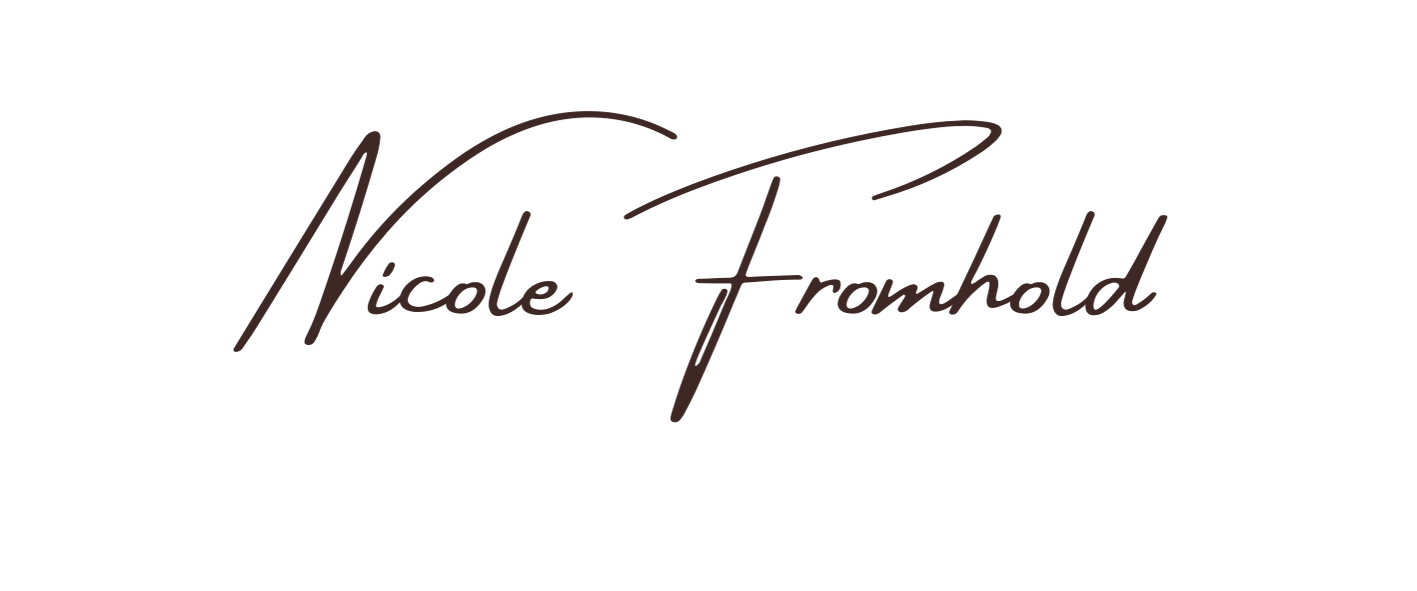 Nicole Fromhold - Female Empowerment Coach